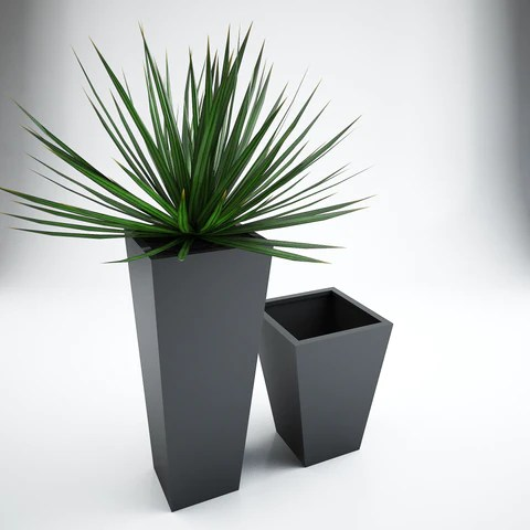 Classic Tapered Planter Box