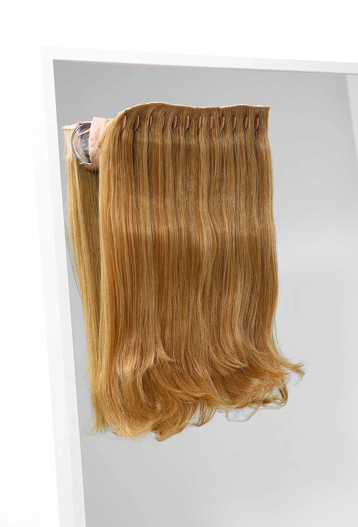 easiweft rose gold hair extensions