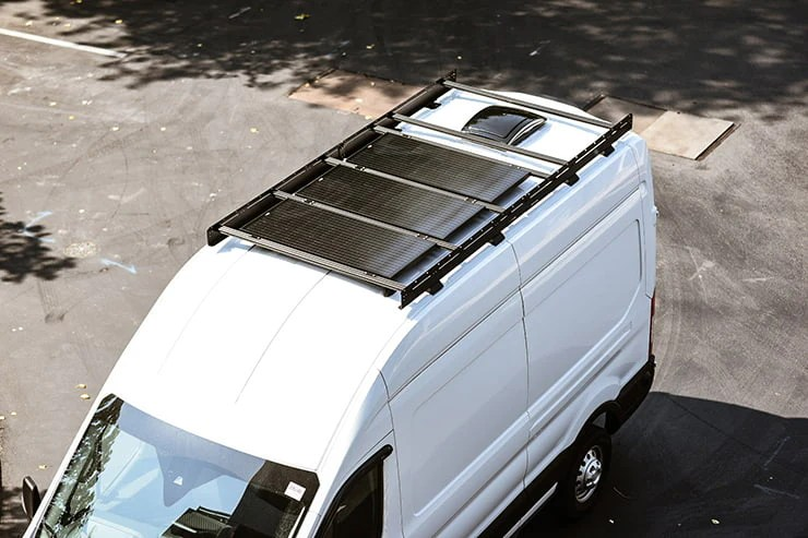 low pro roof rack transit 148 high roof