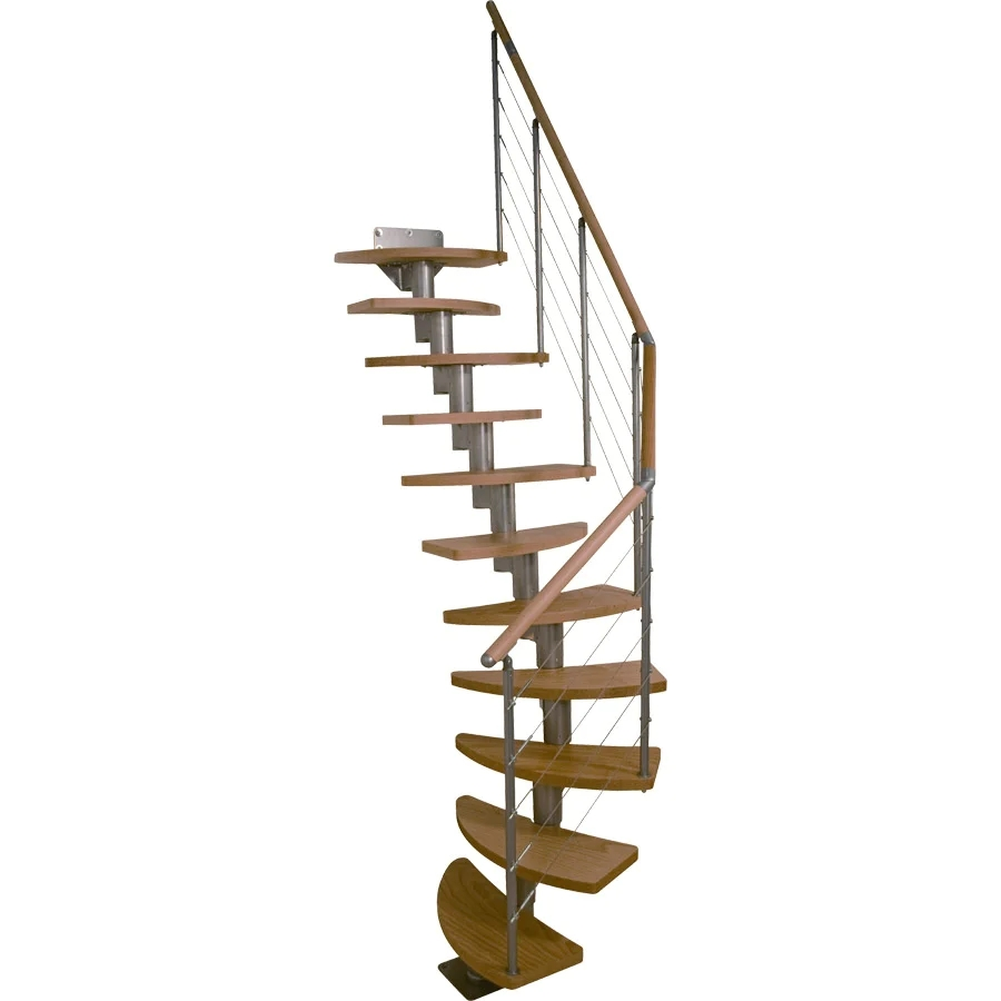 Staircase Kits Indoor Outdoor Staircases And Kits Staircase | Outdoor Spiral Staircase Prices | Stair Case | Wrought Iron | Stainless Steel Spiral | Handrail | Stair Parts
