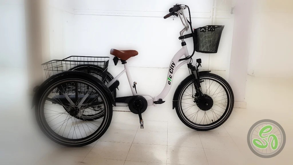 Buy Electric City Trike   Electric City Trikes For Sale – eTrikes Canada