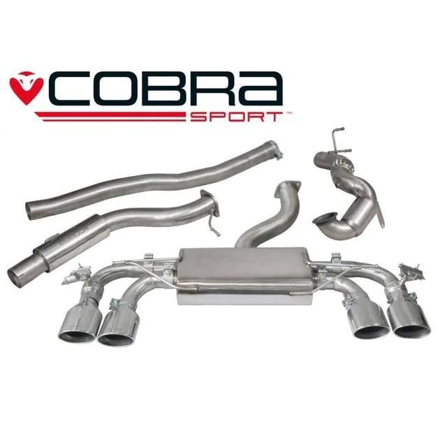 vw golf r mk7 5 2 0 tsi 5g 18 turbo back performance exhaust