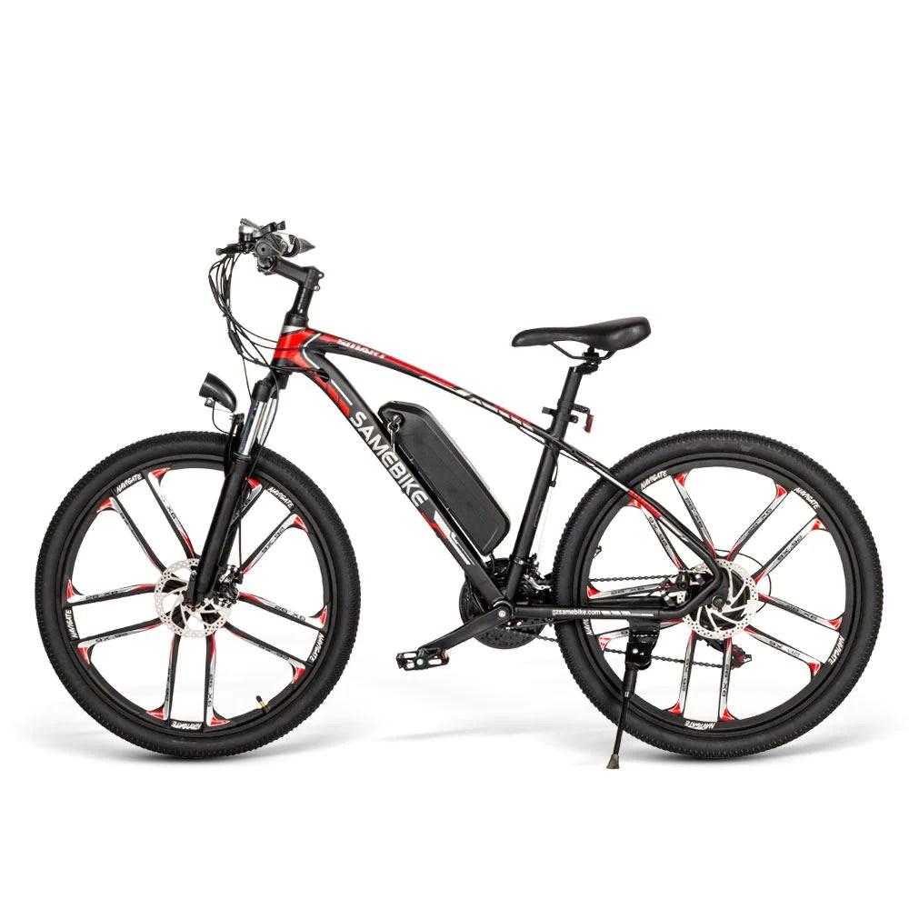 Pre-sale Samebike MY-SM26 26inch MTB Bicycle Electric Mountain ...