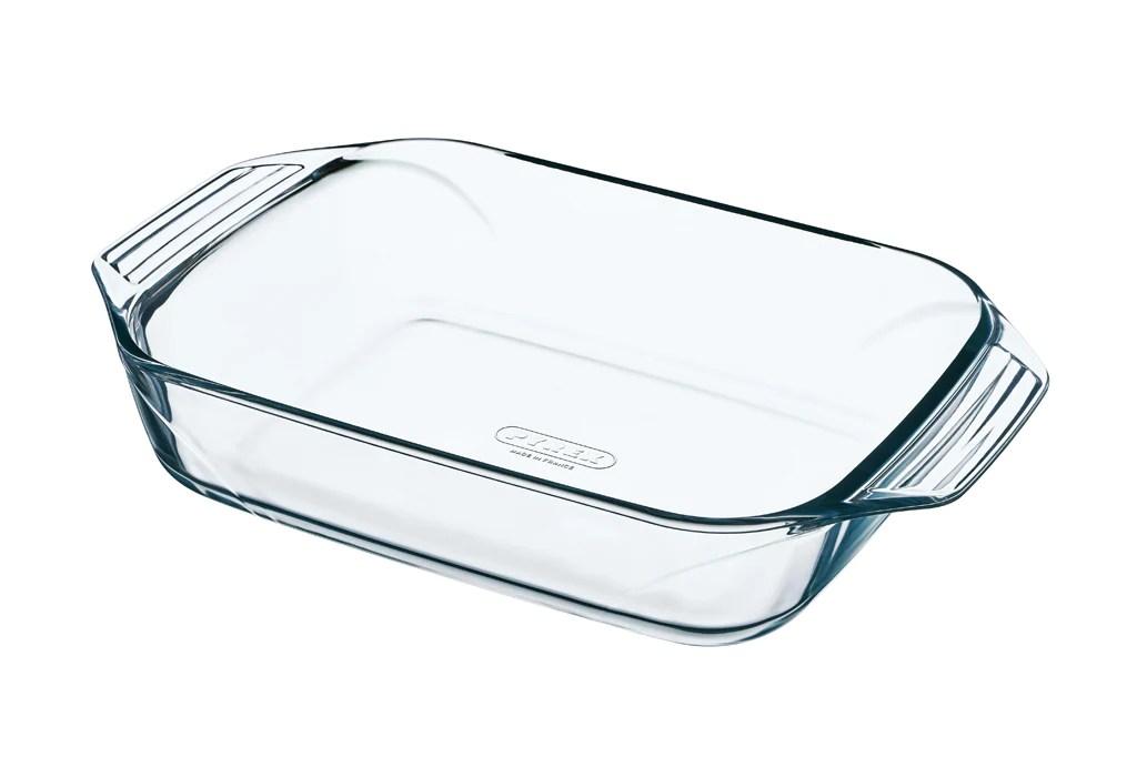 plat a four rectangulaire en verre prise en main facile irresistible boutique pyrex