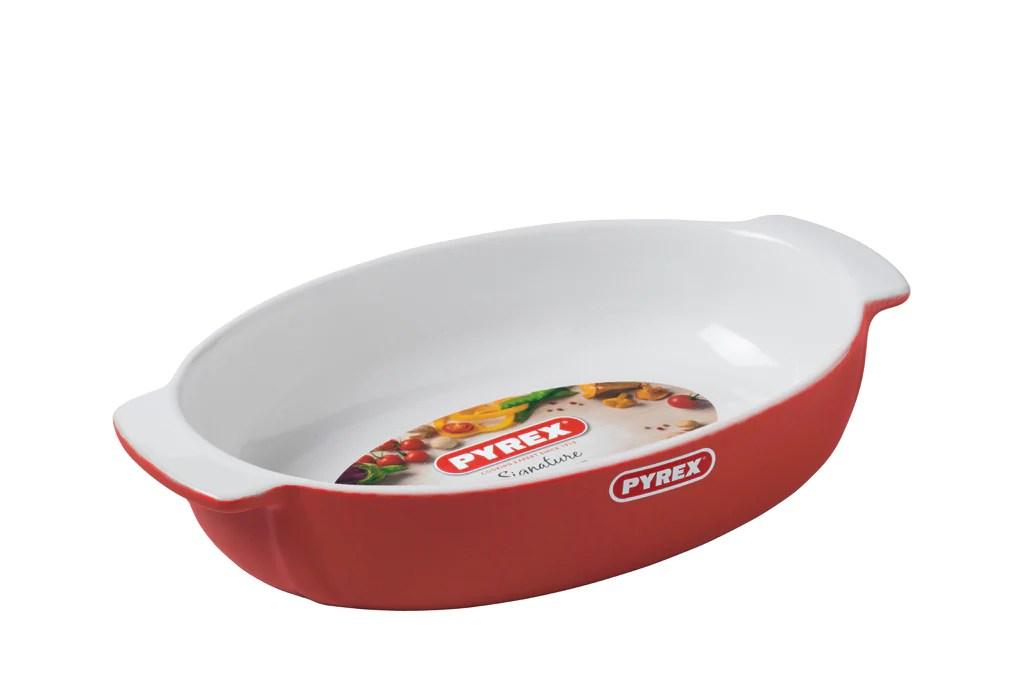 articles pour le four ceramique ovale