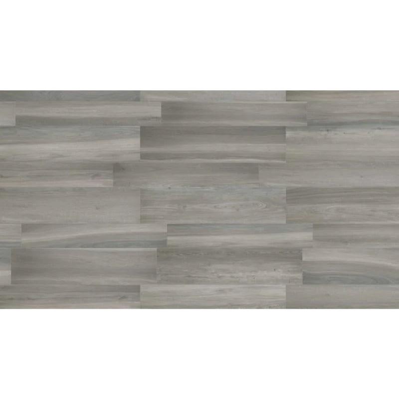 acanto grigio 8x48 italian wood look porcelain tile