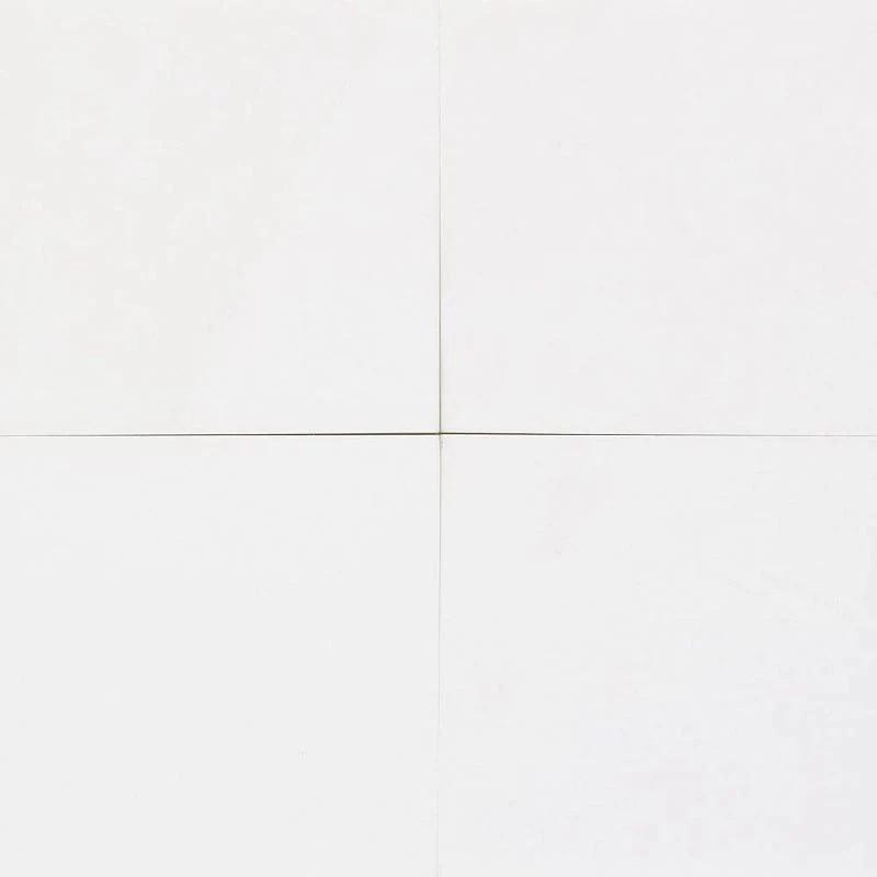 thassos white marble 18x18 polished marble tile