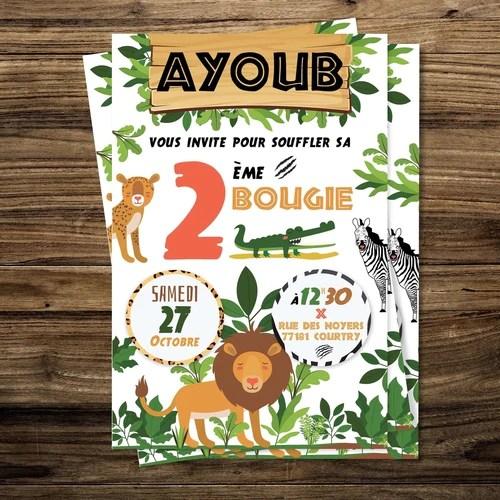 invitation anniversaire savane invitation anniversaire garcon carte invitation anniversaire lion zebre crocodile invitation safari