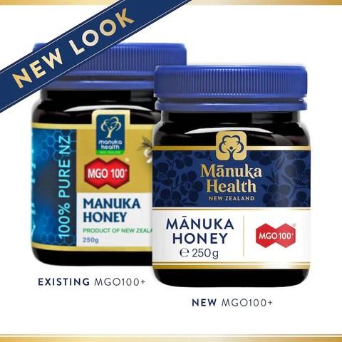 miere de manuka Manuka health Noua zeelanda miere de manuka originala mgo 100+ 250g