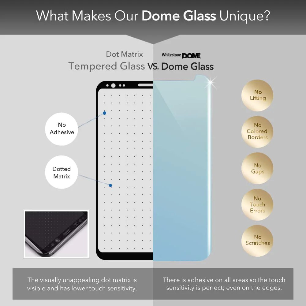 medium resolution of  load image into gallery viewer galaxy s9 dome glass tempered glass screen protector