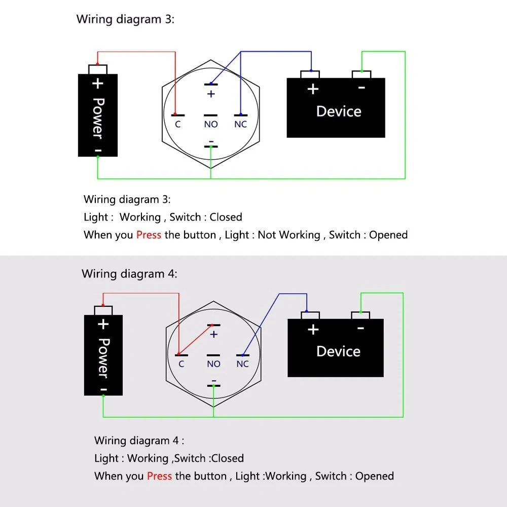 small resolution of push on switch wiring diagram wiring diagram data today push dim wiring diagram led push switch