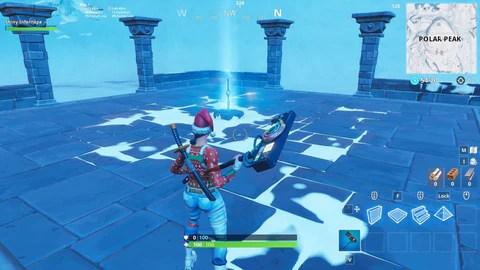 infinity blade location