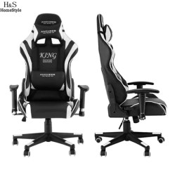Imperator Works Gaming Chair Target Kids Chairs Iwr1 Imperatorworks Brand Computer For Office Egear Ascalon Esports Black White