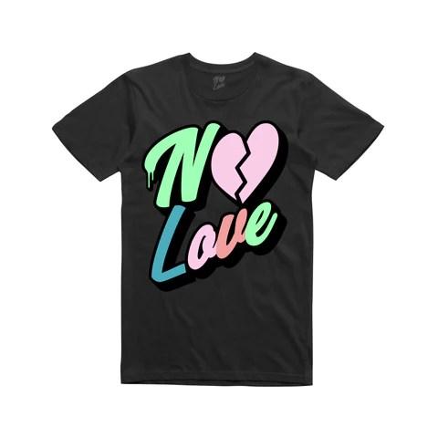 no love t shirt