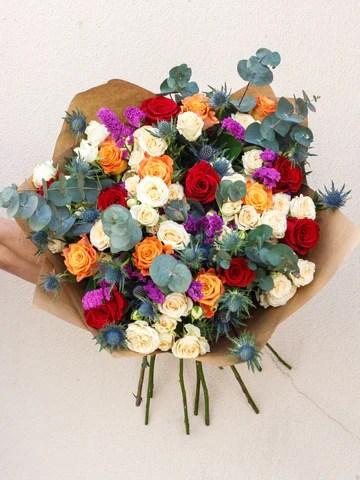 birthday flowers manchester send