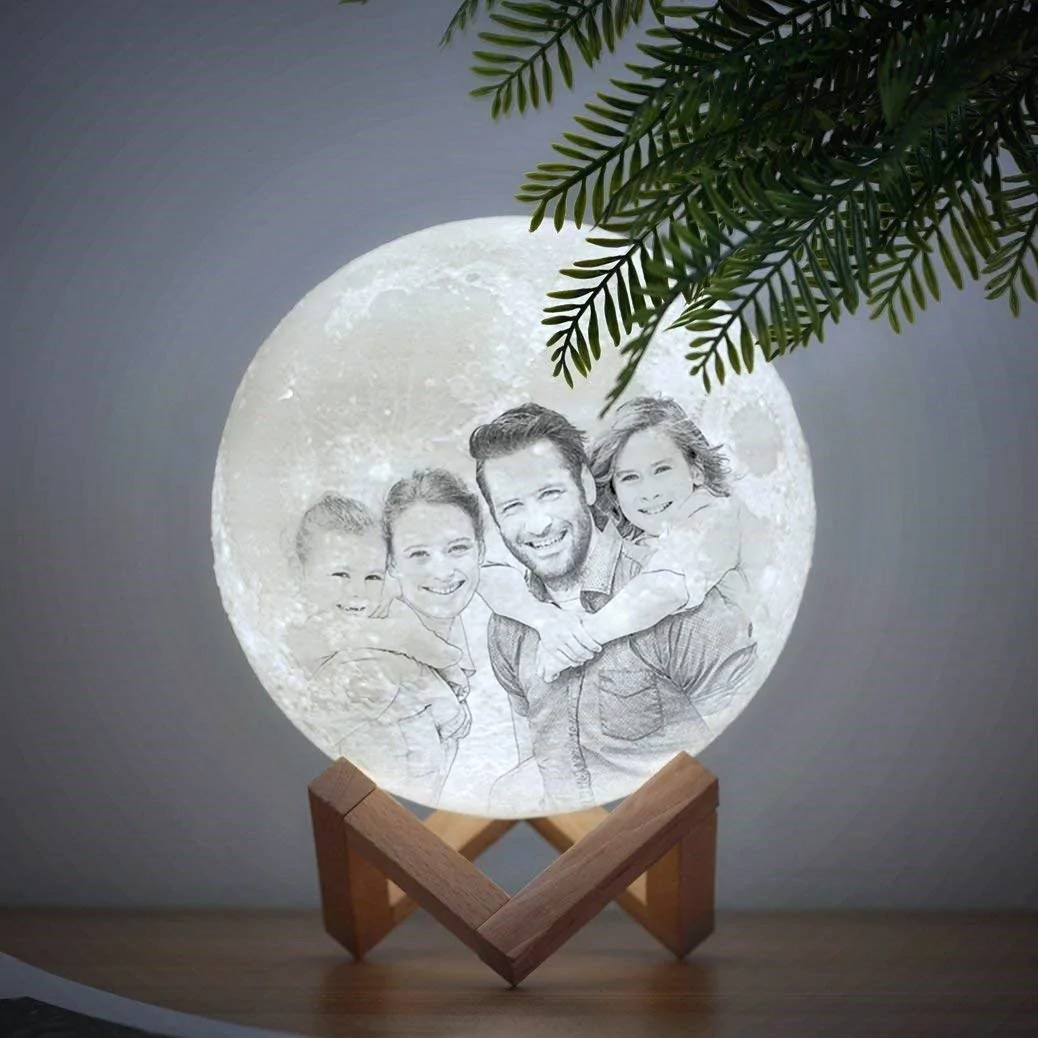 Mond Lampe® mit Bild [Bis zu 25 extra Rabatt im 2021]
