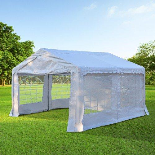 13x13 Ft Heavy Duty Outdoor Wedding Party Canopy Tent Carport With