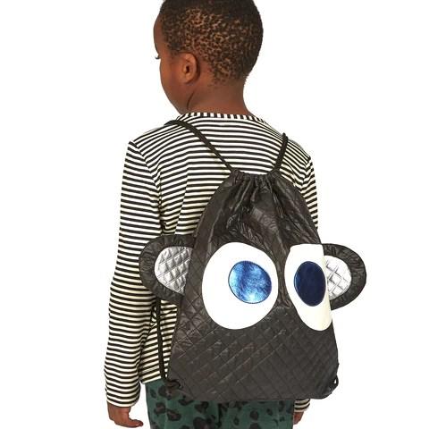 funny guy backpack