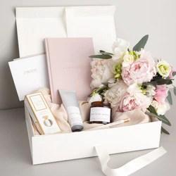 blooming brilliant bridal box