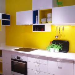 Kitchen Storage Cabinets Ikea Tiled Island What's Really New About The Sektion System ...