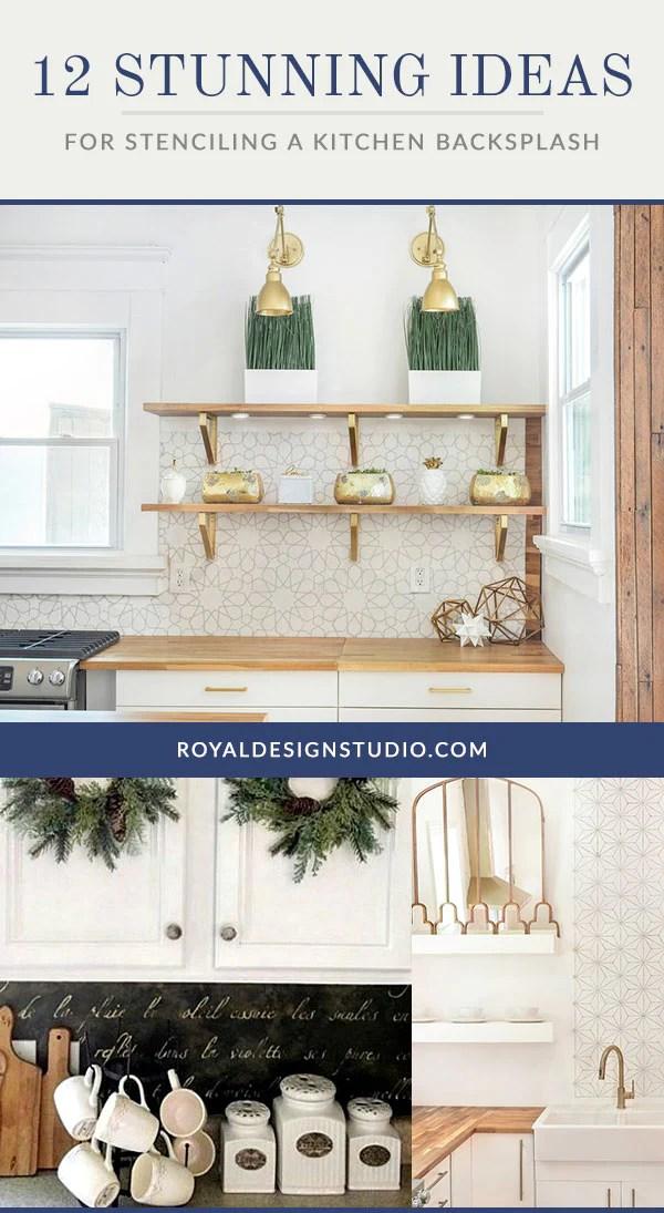 diy kitchen backsplash design