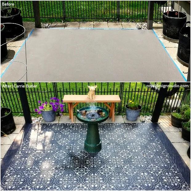pretty patios porches paint