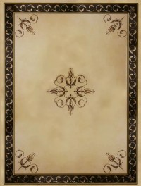 Stencils | Palazzo Scroll Border Stencil | Royal Design ...