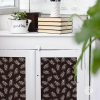 Sunburst Allover Furniture Stencil | Royal Design Studio ...