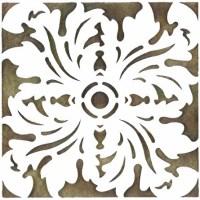 Wall Stencils | Tile Stencils Reverse Acanthus | Royal ...
