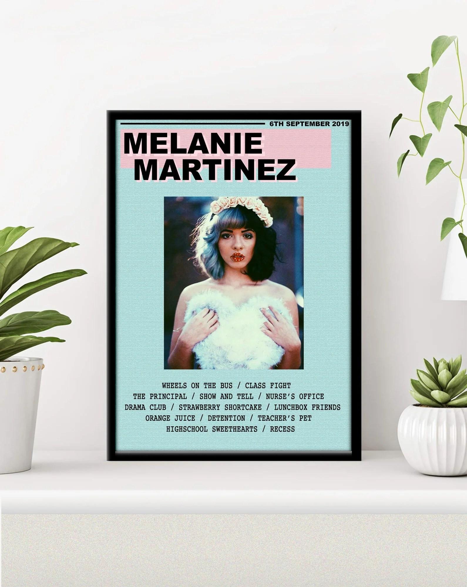 melanie martinez poster premium print
