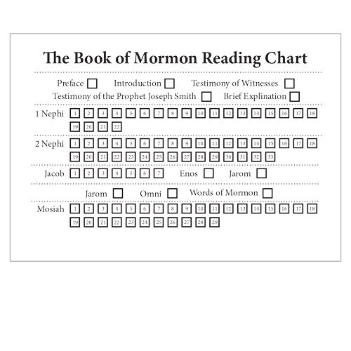 The book of mormon in days also guide to read exemplar press rh exemplarpress