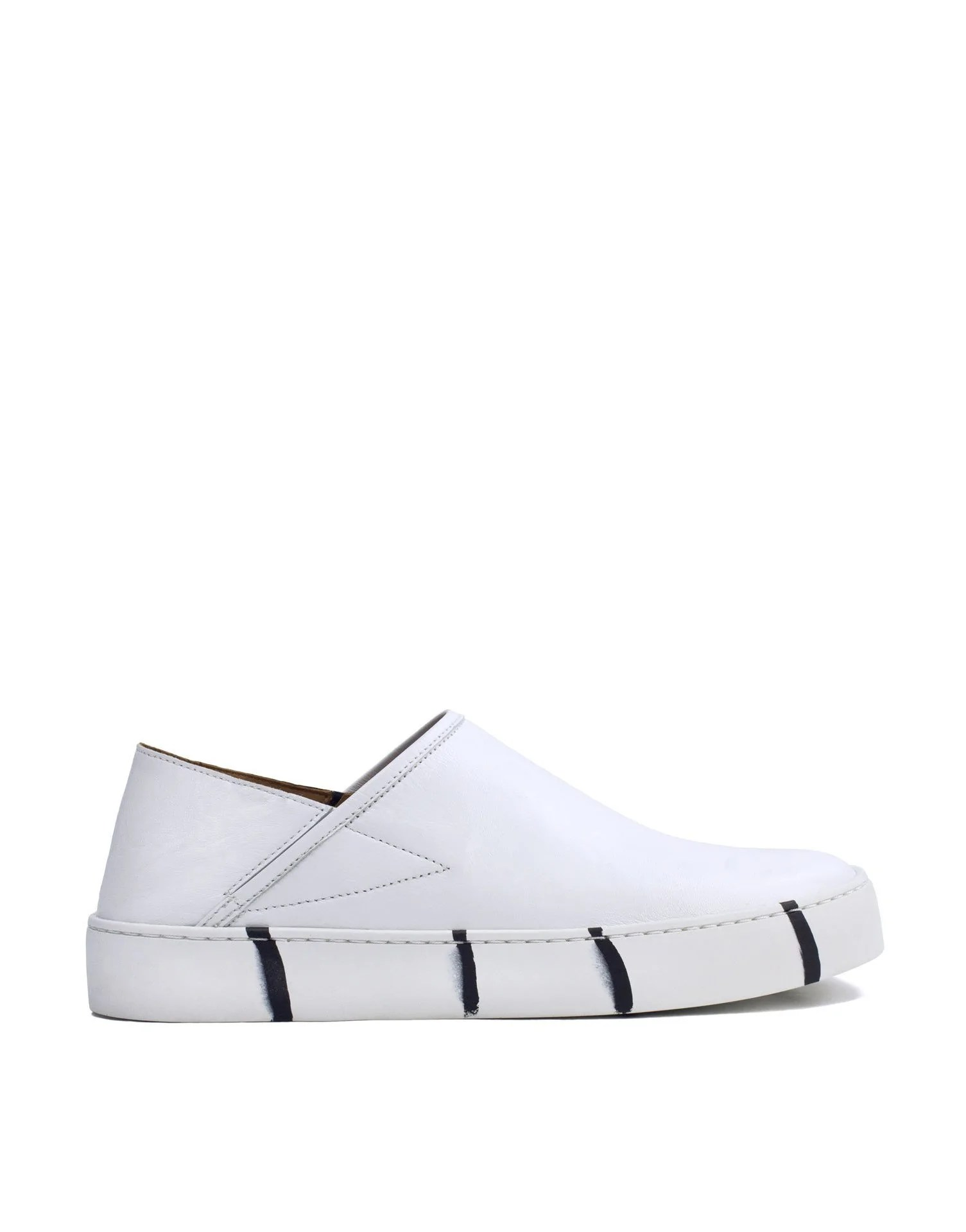 Slip On Sneakers With No Back