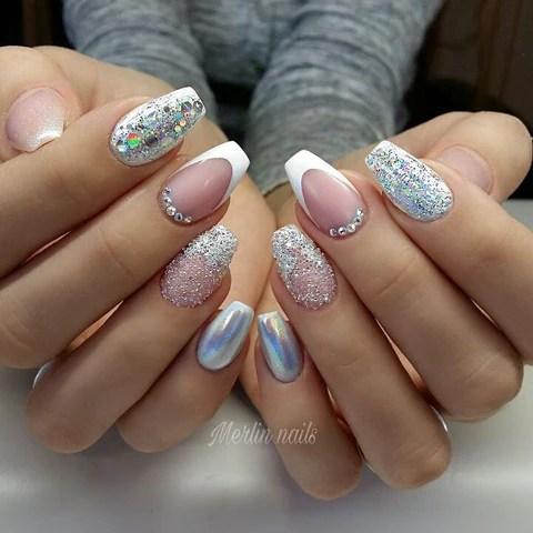 cute summer nails design 2019