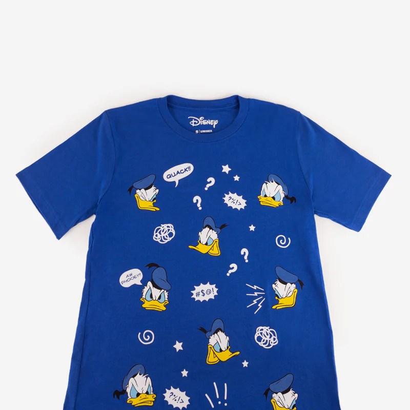Crew Neck Disney Donald Duck Harveys Harveys