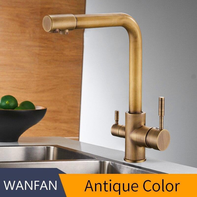 kitchen sink faucet water mixer