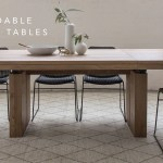 Extendable Dining Tables Curious Grace