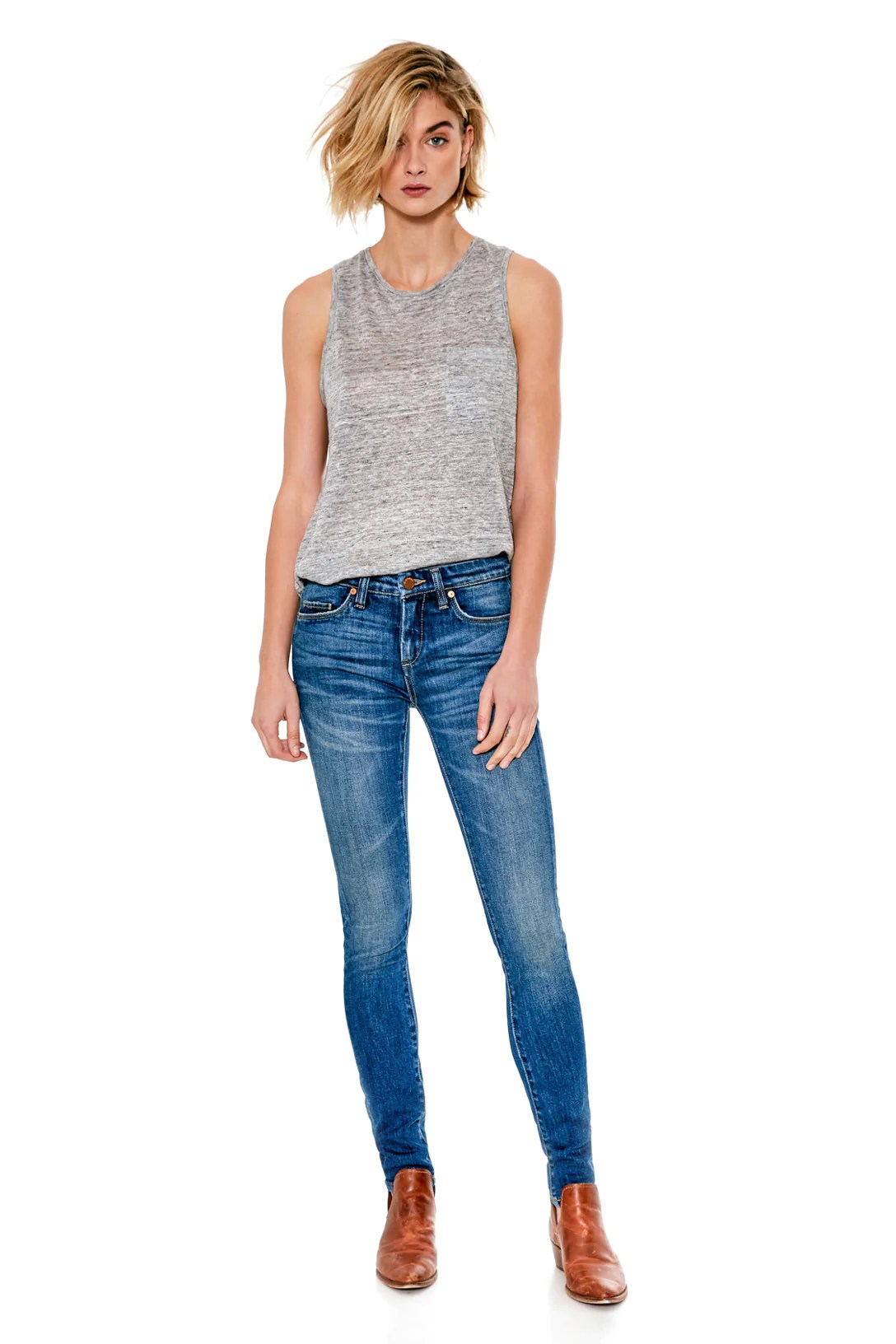 Blank Nyc Dress Classic Skinny Denim - Savoir-faire