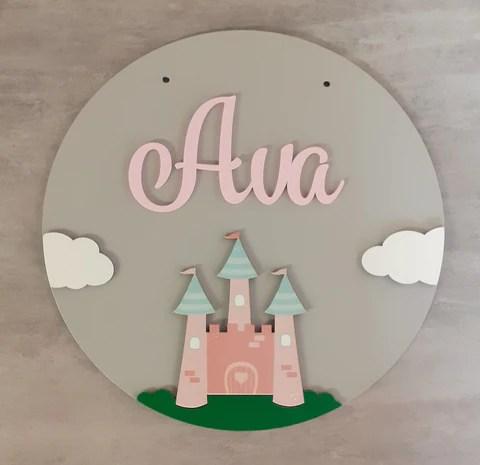 Bedroom Name Signs Keepsakes By O