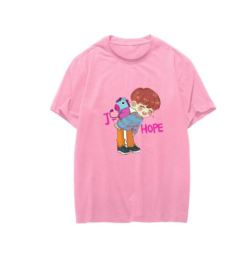 BT21 X CARTOON T-Shirt – BT21 Store | BTS Shop