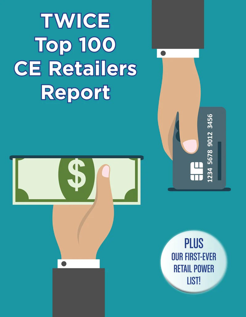 2015 TWICE Top 100 Consumer Electronic Retailers Report – NewBay Media Online Store