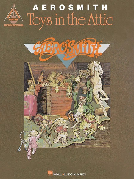 Newbay Media Online Store Aerosmith Toys In The Attic
