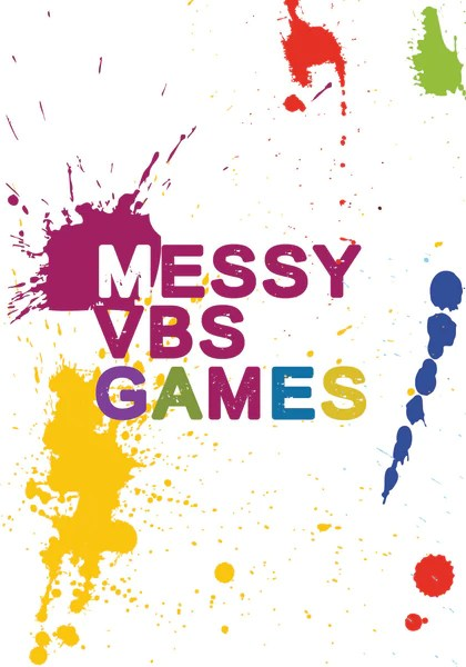 FREE Messy VBS Game Ideas  Childrens Ministry Deals