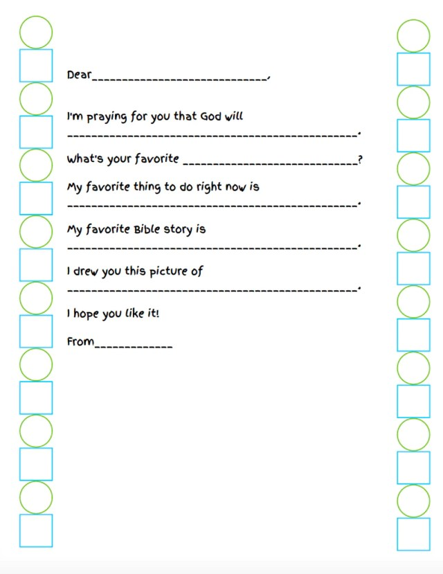 Write A Letter Template Kids ~ 22+ images formal letters exles for