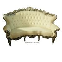 "News  ""Baroque Sofa""  Fabulous and Baroque"