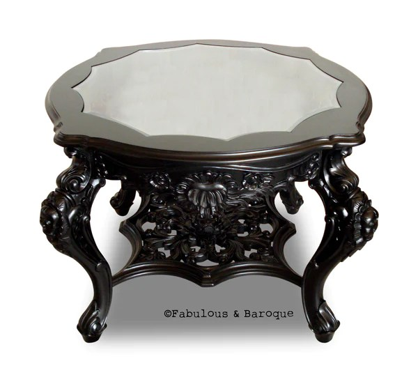 Vincent Goth Table Fabulous And Baroque