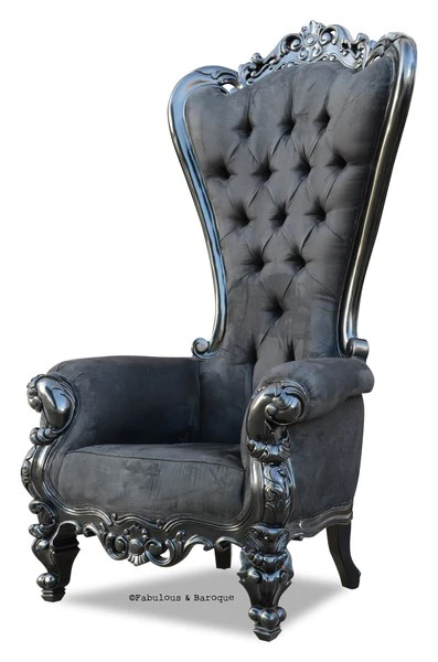 chairs in a bag chair arm covers grey modern baroque rococo furniture and interior design – fabulous