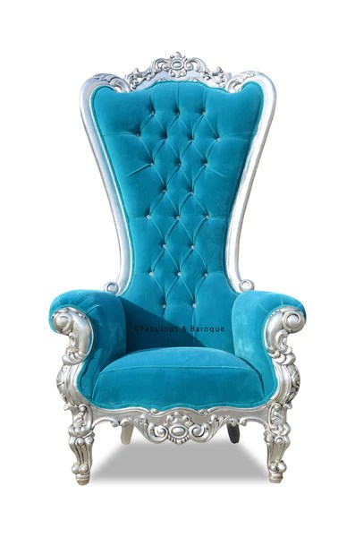 turquoise side chair baby camping high modern baroque rococo furniture and interior design – fabulous