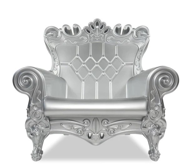 chair design love stairs lift of fabulous and baroque queen silver matte