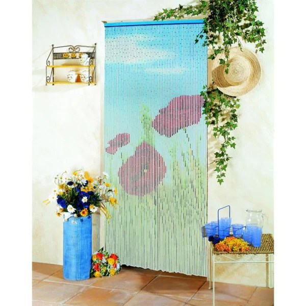rideau de porte curtain design