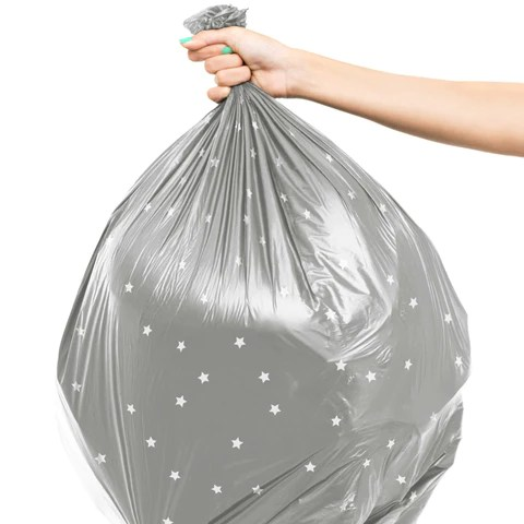 kitchen garbage bags stainless steel trash cans 13 gallon tall bag 12 subscription susty